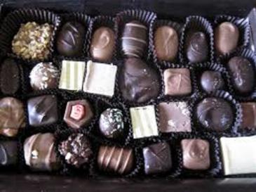 Van Otis Chocolates  Boxed