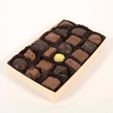 Vande Walle's 8oz assorted chocolates  Chocolates