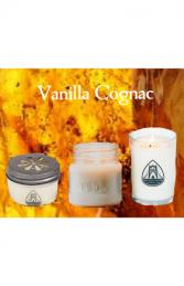 Vanilla Cognac Candles Locally Made By Bridge Nine