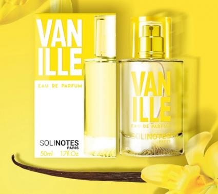 Vanilla Perfume & Hand Cream Set  Solinotes Paris