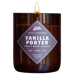 Vanilla Porter Candle  in Easton, CT | Felicia's Fleurs