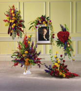 Variety of Funeral Pieces