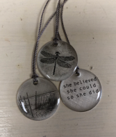 Artifact Necklaces Variety of phrases and images available
