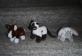 Various Stuffed Animals Giftware/ Stuffed Animals