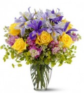 French Countryside Vase Arrangment