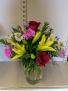 vase arrangement 225