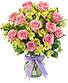 Pinky Swear Vase Arrangement