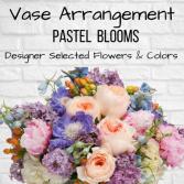 Vase Arrangement-Pastel