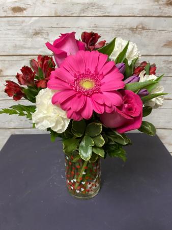 Vase of Love Arrangement