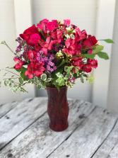 Vase of Love  Valentine's Day