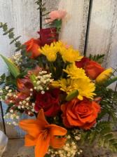 Vase of Spring