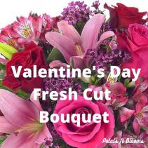Vday Fresh Cut Bouquet