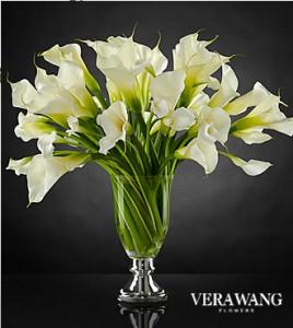 Vera Wang Collection: Luxurious Surpise Exclusive Vase Arrangement  in Teaneck, NJ | Teaneck Flower Shop (A.A.A.A.A.)