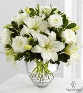 Vera Wang White Elegance Bouquet