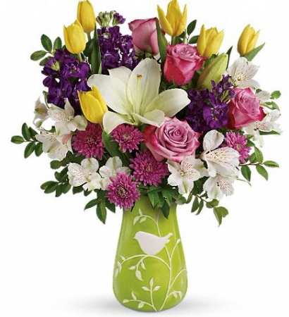 Veranda Blossoms Bouquet