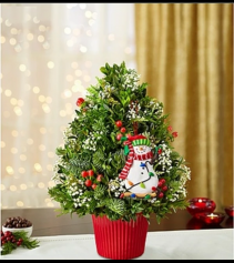 Very Berry Christmas Tree™ Arrangement