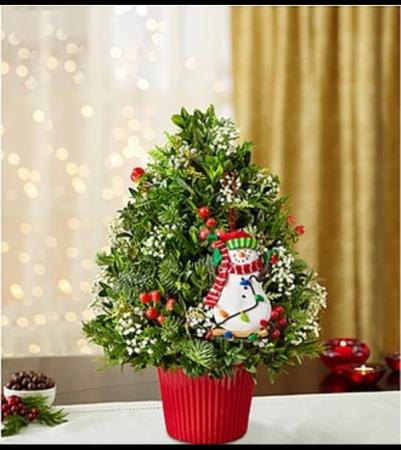 Very Berry Christmas Tree™ Arrangement