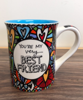 Very best friend mug Mug