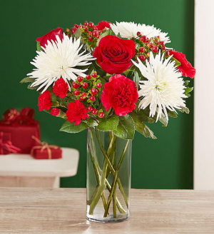 Very Merry Bouquet  in Sunrise, FL | FLORIST24HRS.COM