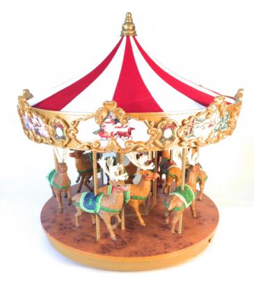 Very Merry Carousel $150.00