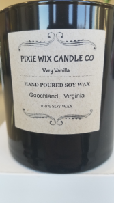 Very Vanilla Candle