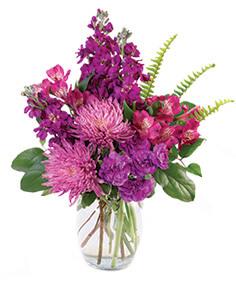 Very Violet Bouquet