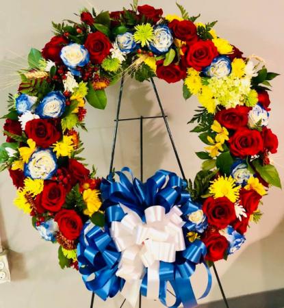 Veteran Wreath