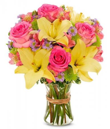 Vibrant Beauty Bouquet