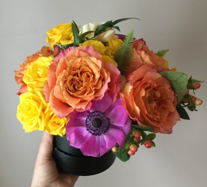 Vibrant Bloom Mod Box in Toronto, ON | BOTANY FLORAL STUDIO
