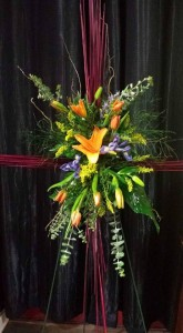 Vibrant Cross  -other colors available Spray