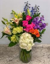Vibrant Expressions Floral Bouquet