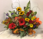 Vibrant Fall Centerpiece FALL