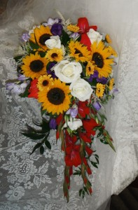 Vibrant Fall Wedding Wedding