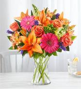 Vibrant Floral Medley™ Arrangement