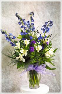 Vibrance in Lavender