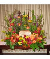 Vibrant Garden Cremation Garden