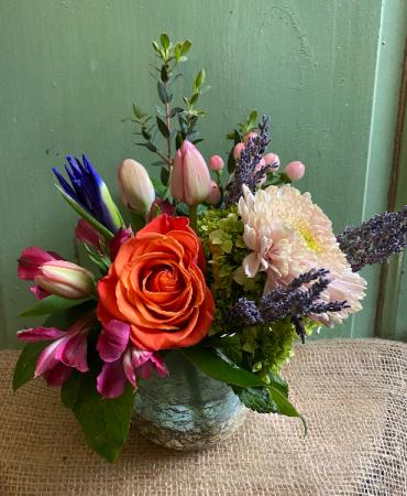 Vibrant Inspiration Keepsake Vase Collection