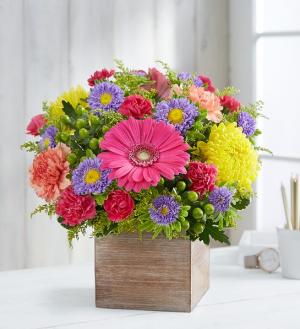 Vibrant Jewel  176885  in Beaufort, SC | Smiling Petals Flower Shop