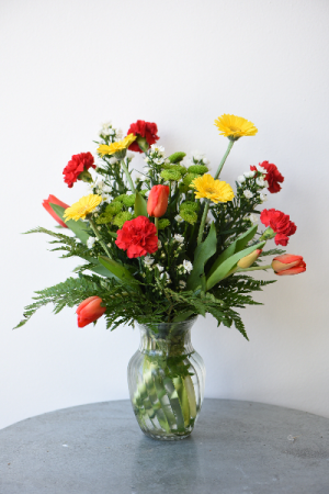 Vibrant Love  in La Grande, OR | FITZGERALD FLOWERS