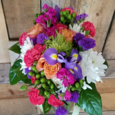 Vibrant Summer Bouquet Shop Special