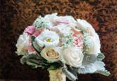 Victorian  Handheld Bouquet