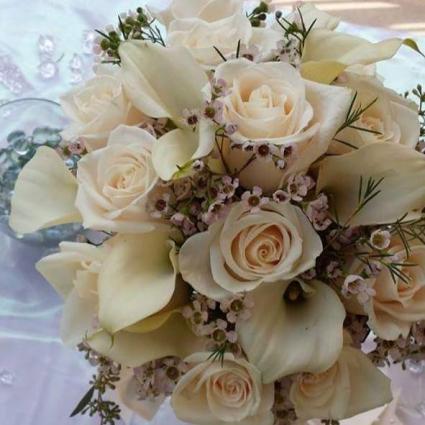 Victorian Bridal Bouquet