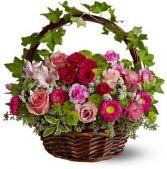 Victorian Garden Fresh Flowers