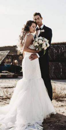 Victorian Garden Package wedding in Edmonton, AB | PETALS ON THE TRAIL
