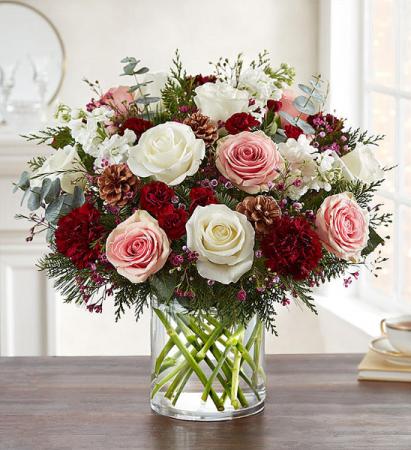 Victorian Grandeur Bouquet Christmas