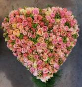 Victorian Heart Delicate , lovely Heart