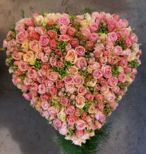 Victorian Heart Delicate , lovely Heart in Ozone Park, NY | Heavenly Florist