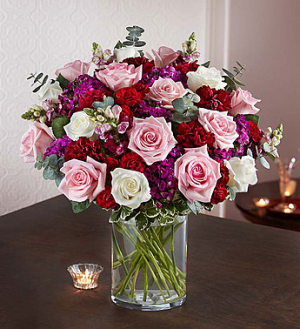 Victorian Romance™ Arrangement in Croton On Hudson, NY | Cooke's Little Shoppe Of Flowers