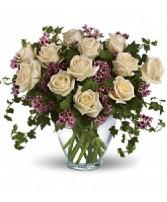 Victorian Romance Roses Arrangement