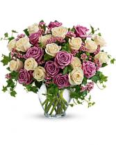 Victorian Romance vase